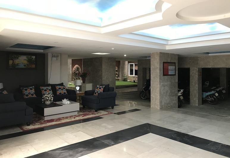 安特里花朵公寓飯店, 河內, 大廳休息區