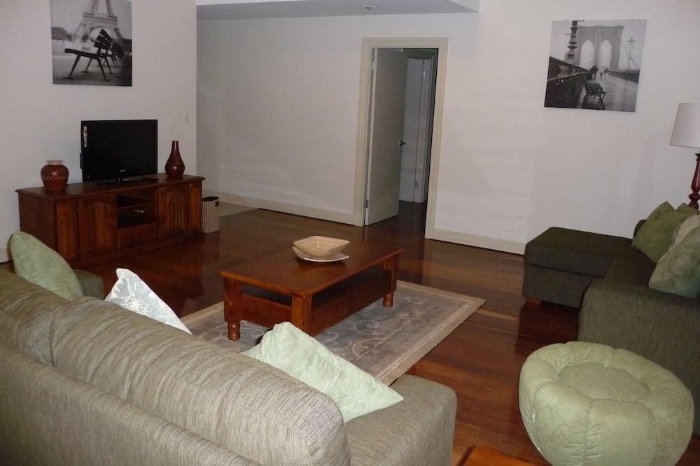 Сімейні апартаменти, 3 спальні, 2 ванни - Житлова площа
