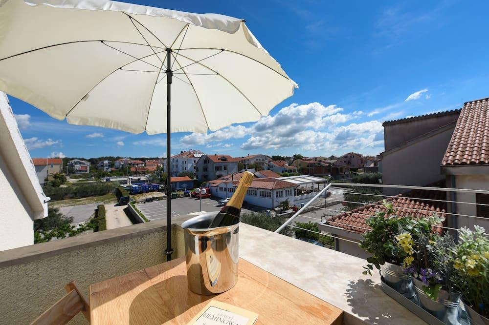 公寓, 1 間臥室, 露台 - 陽台