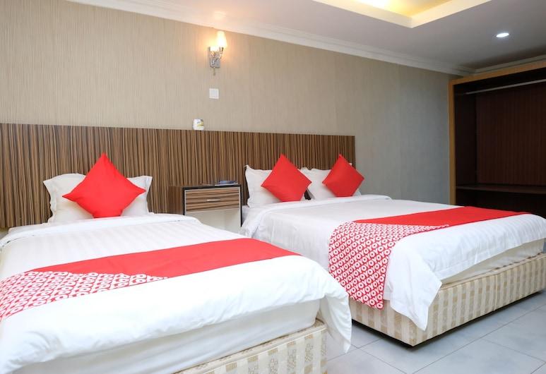 OYO 558 Rayyan Soffea Hotel, Kota Bharu, Apartmá typu Superior, Pokoj