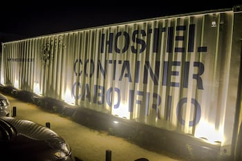 Picture of Hostel Container Cabo Frio in Cabo Frio