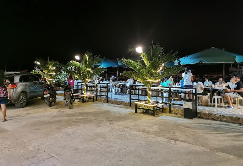 MilanGrace Inn El Nido, Palawan, El Nido, Hotelgelände