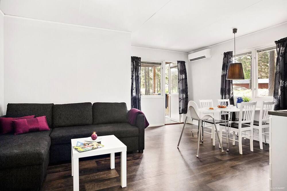 Casa de campo, 1 habitación (2) - Sala de estar