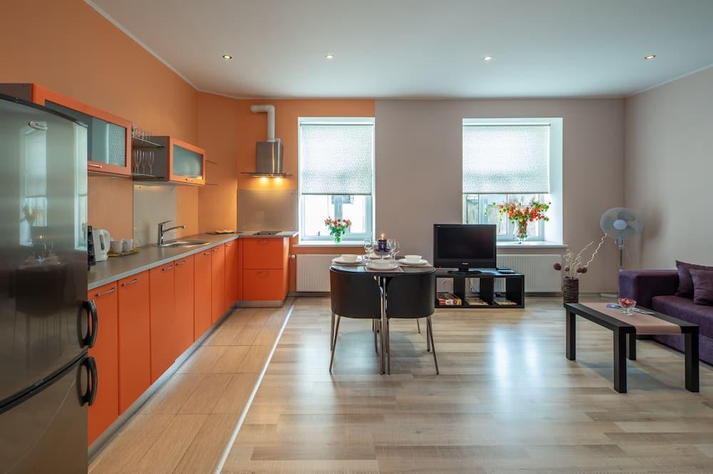 Family Διαμέρισμα, 1 Υπνοδωμάτιο (Address: 82 Dzirnavu street) - Καθιστικό