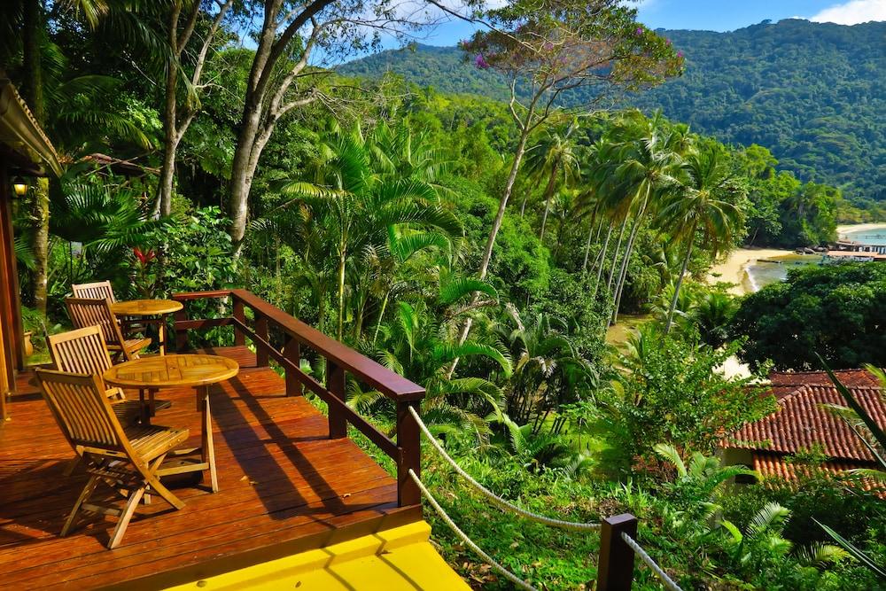 Atlantica Jungle Lodge Ilha Grande