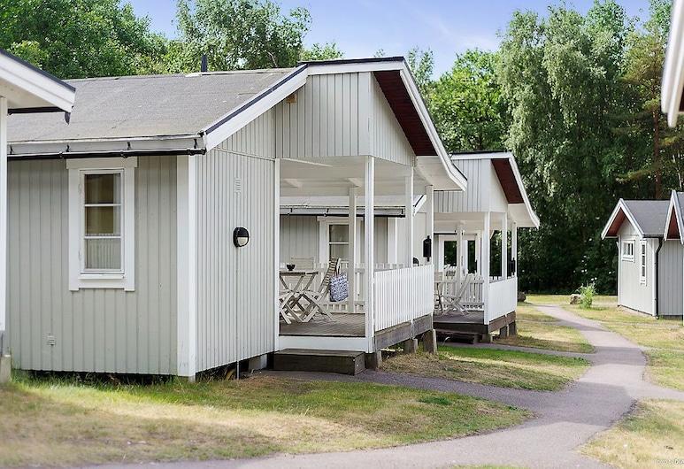 圖拉薩德第一露營區, 哈爾姆斯塔德