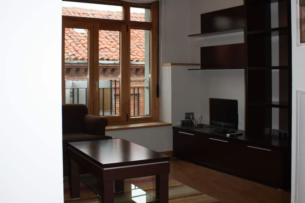 公寓, 2 間臥室, 城市景觀 - 客廳