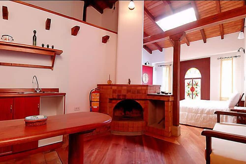 Suite Comfort - Area soggiorno
