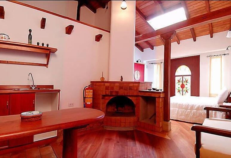 Hotel Acoma, San José de Quichinche, Comfort Suite, Living Area
