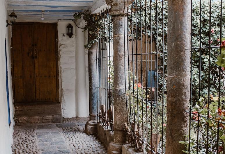 Gringo Bill´s Cusco, Cusco, Terrace/Patio