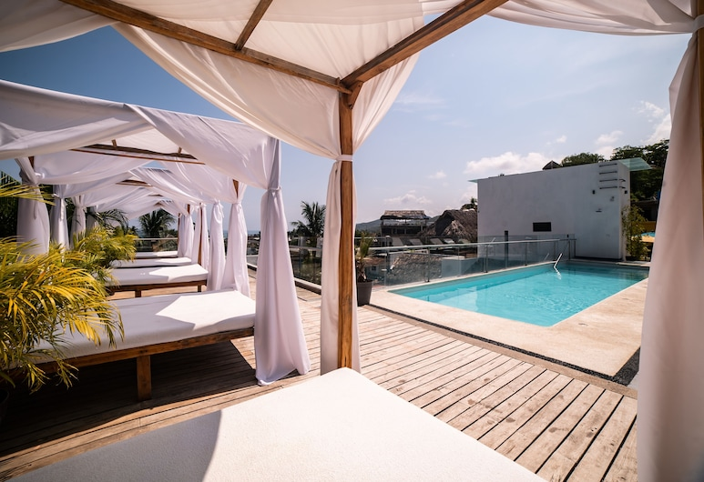 Hotel Boutique OZ Sayulita, Sayulita, Pool