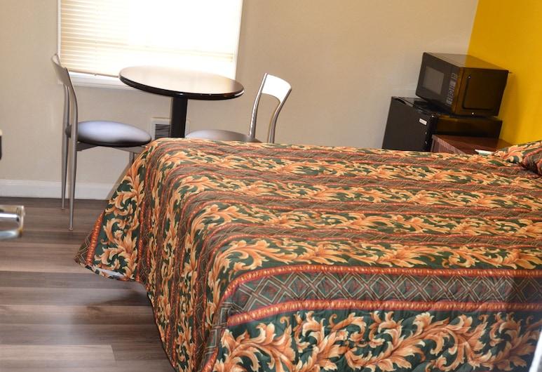 日出酒店, 三藩市, 客房, 1 張加大雙人床, 私人浴室, 客房