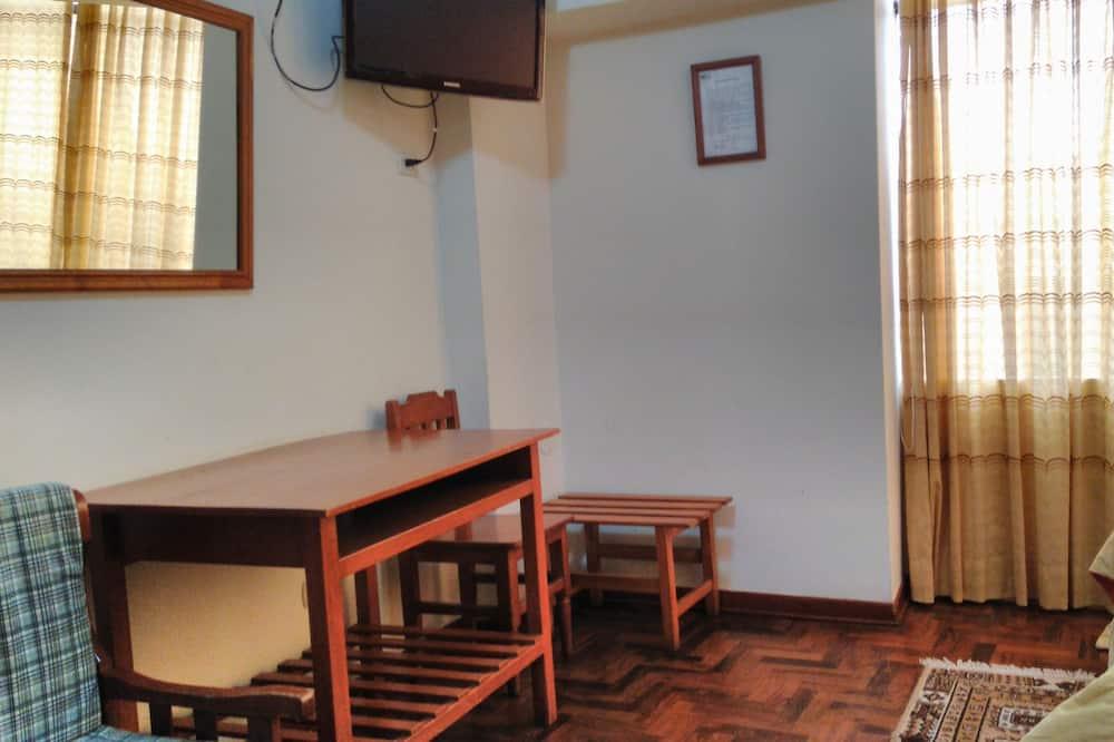 Pokój dla 1 osoby - Salon