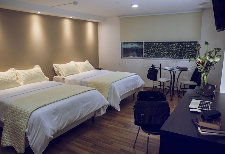 Sabet Hotel, Quito, Standard Twin Room, Guest Room