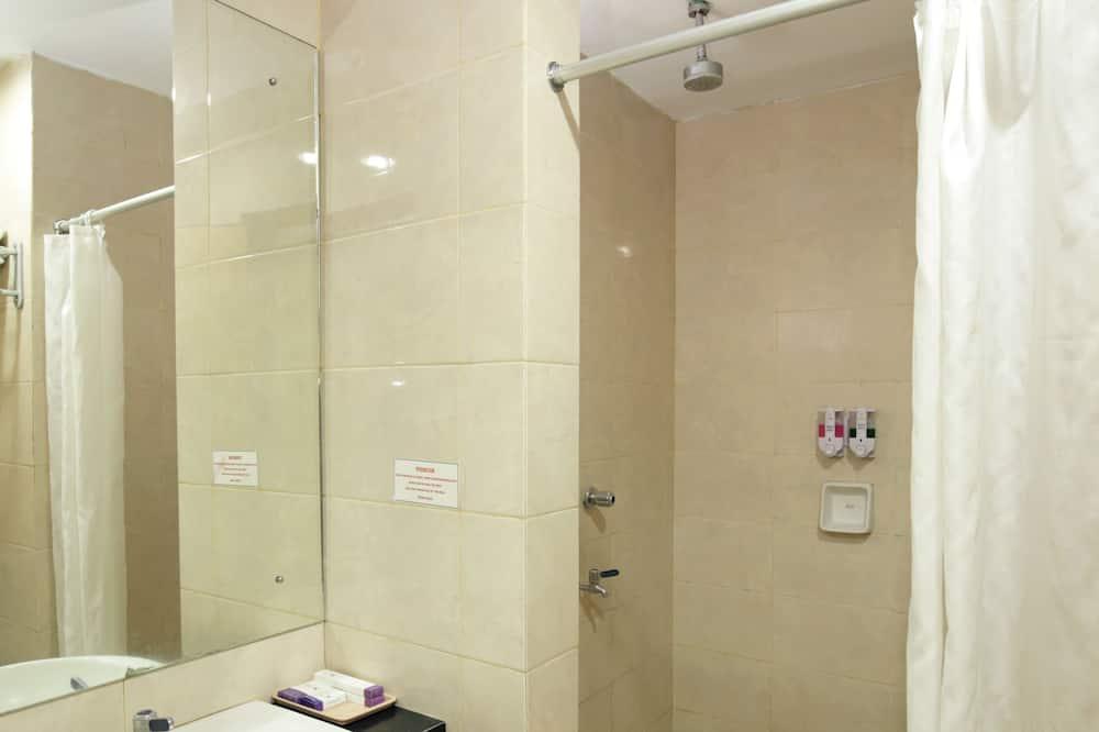 Стандартный номер, 2 односпальные кровати - Ванная комната
