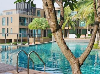 A(z) The Pixel Panwa hotel fényképe itt: Wichit