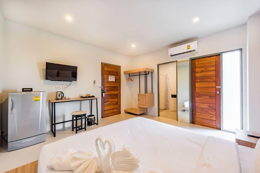 Basic-Doppel- oder -Zweibettzimmer - Badezimmer