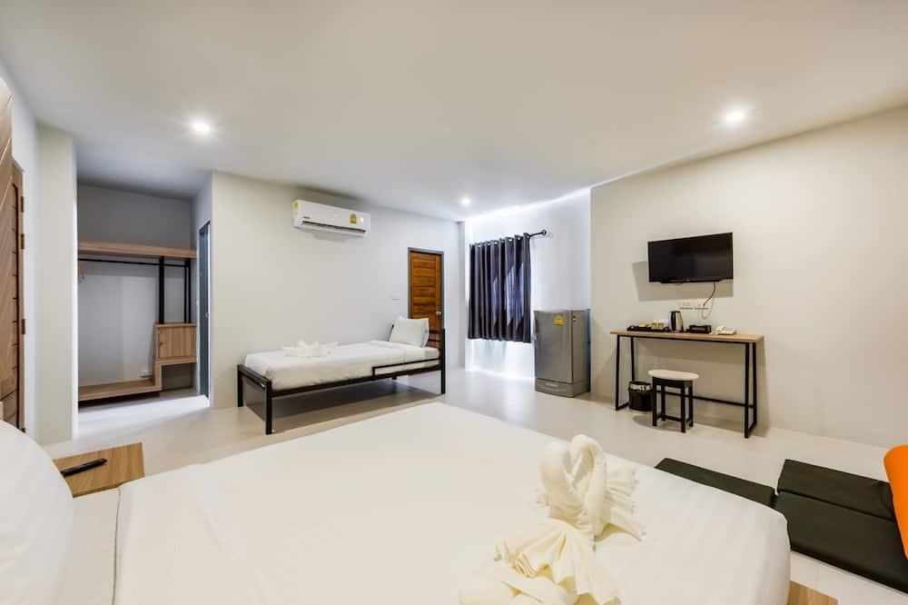Deluxe Triple Room - Zimmer