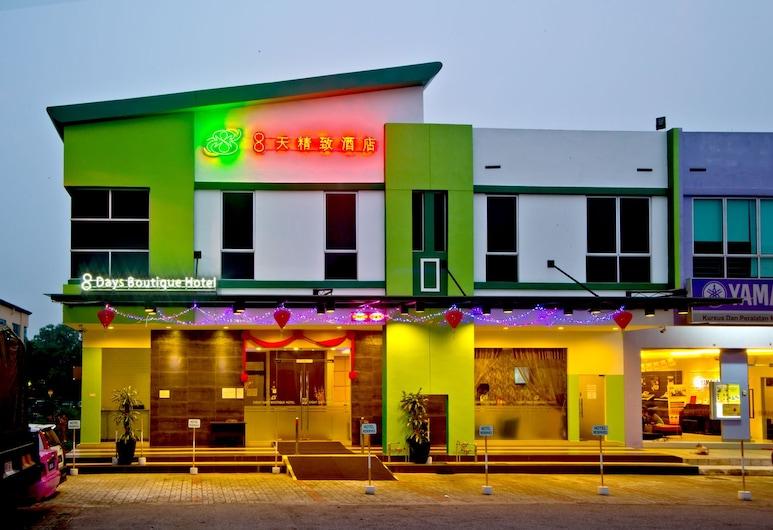 Eight Days Boutique Hotel @ ImpianEmas Skudai, Džohor Baru