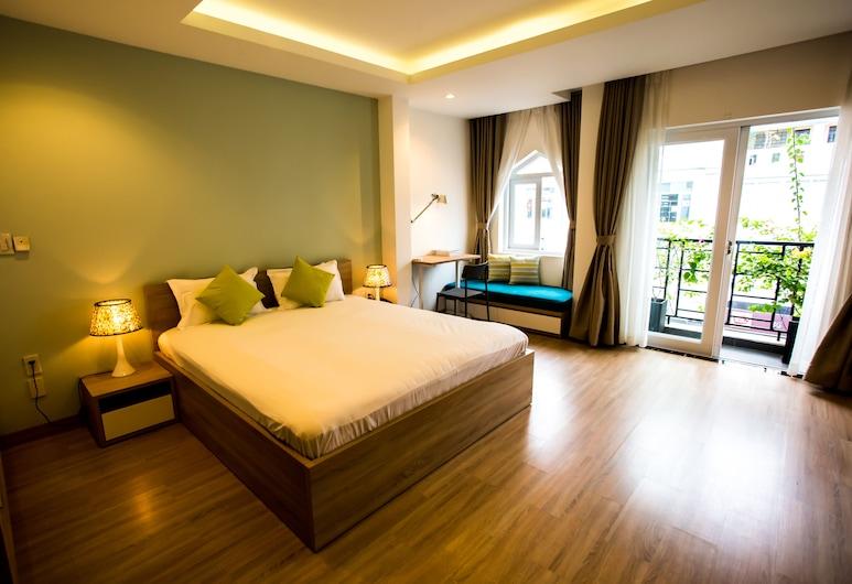 Jack Apartment 85, Ho Chi Minh, Deluxe kahetuba, Tuba