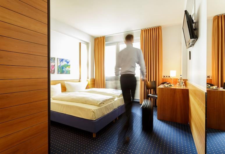 Messehotel Köln-Deutz, Colonia, Habitación estándar con 1 cama doble o 2 individuales, Habitación