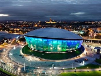 Bild vom The Heights - River and City View in Glasgow