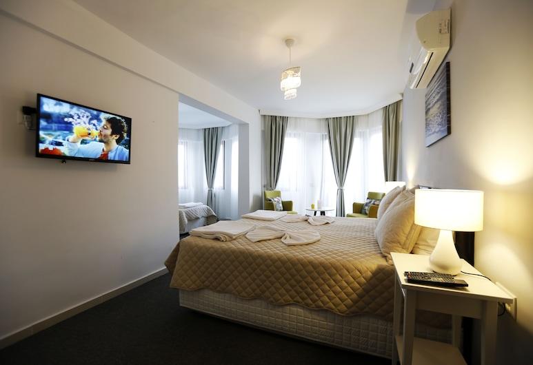 Himm Hotel, Kaş, Family Üç Kişilik Oda (1 Double, 1 Single), Oda