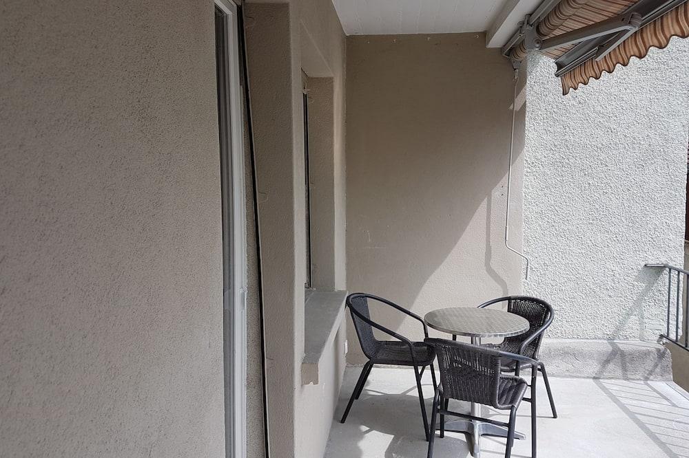 City Apart Daire, 3 Yatak Odası, Dağ Manzaralı - Balkon