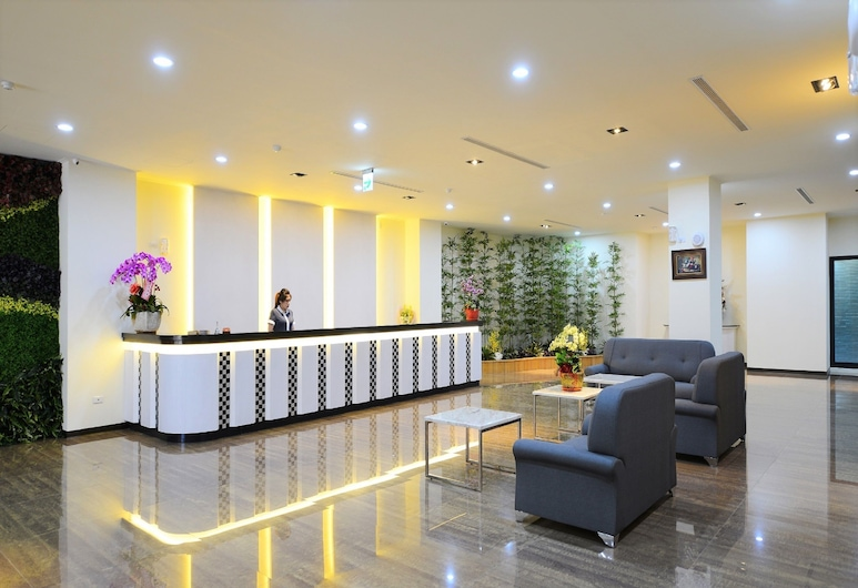 San Juan Easy Stay Inn Tainan, Tainan, Lobby