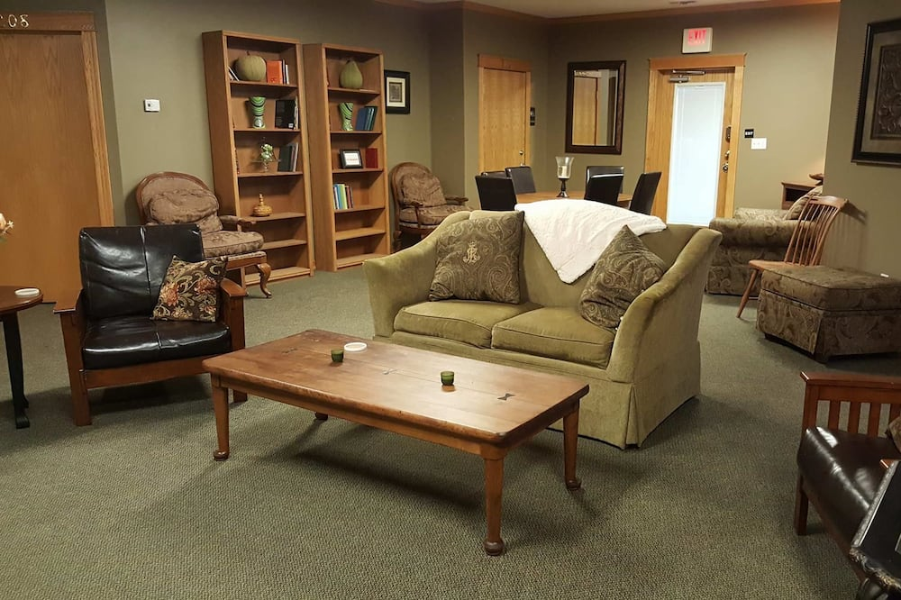 Camera Classic, 2 letti singoli - Area soggiorno