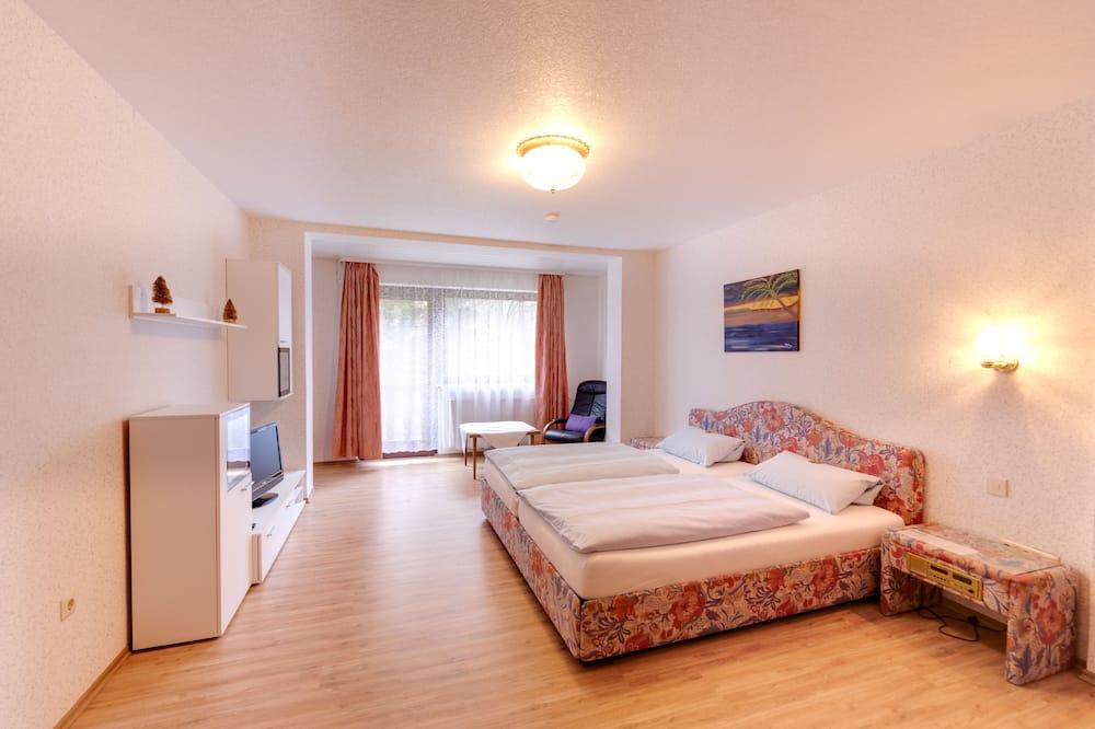 Suite Keluarga, balkon - Kamar Tamu
