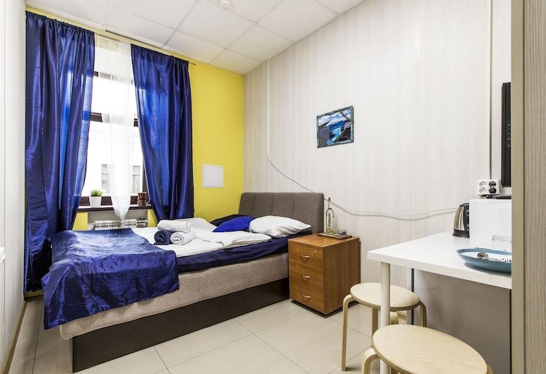 NordKapp Hotel & Apartments, סנט פטרסבורג, סטודיו סטנדרט, חדר שינה אחד, חדר