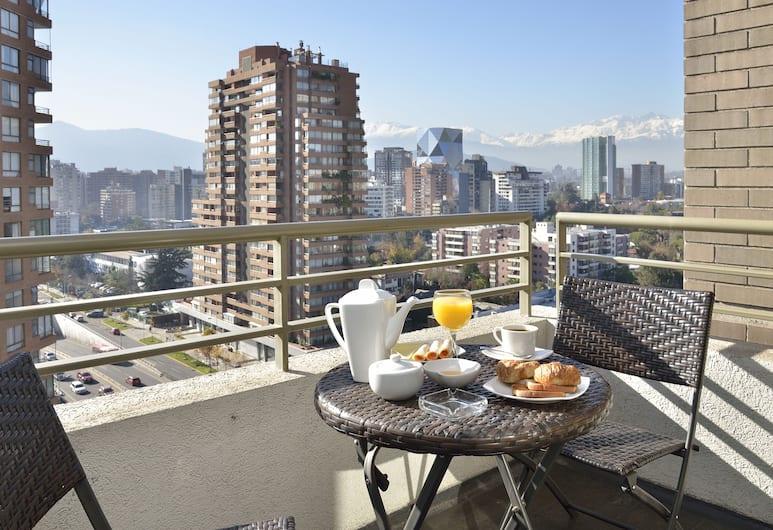 Norus Apartments Las Condes, Santiago, Familjelägenhet - 2 sovrum, Terrass