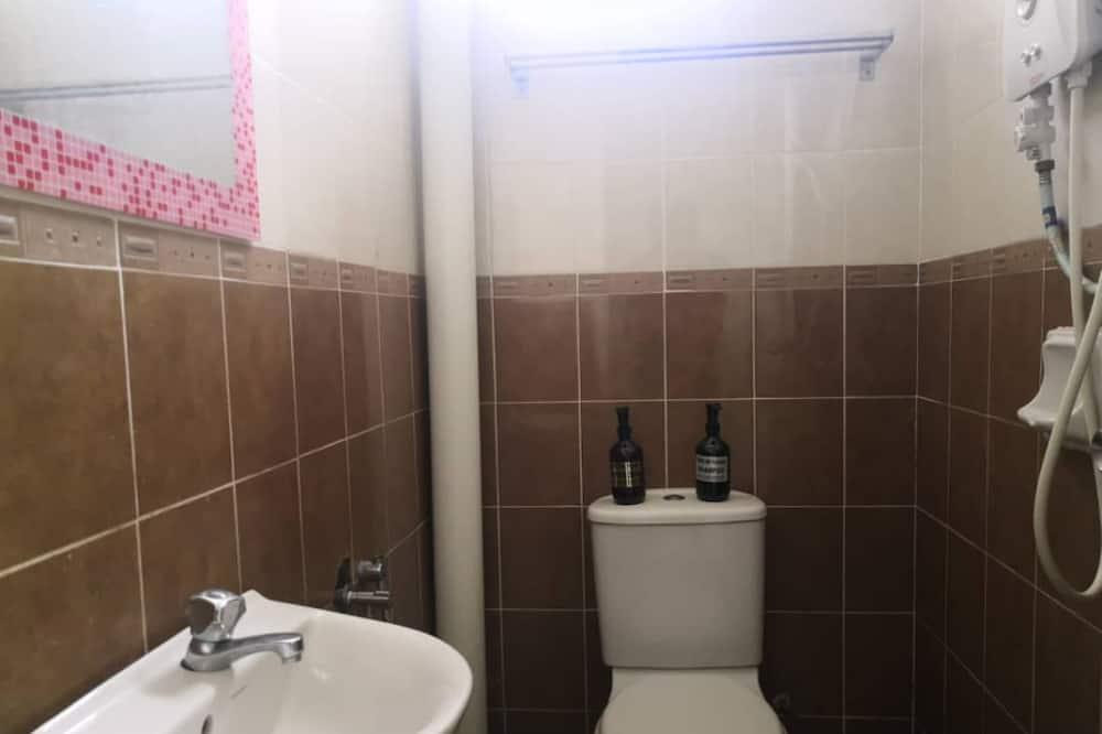 Deluxe eenpersoonskamer - Badkamer