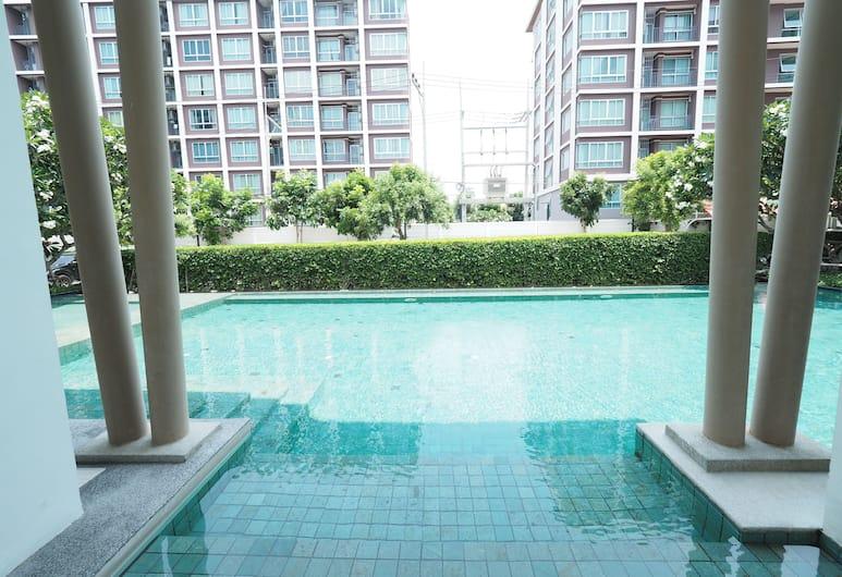 蒙塔班格強酒店, 華欣, 室外泳池