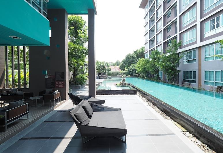 克恩柯伊莫塔之家酒店, 華欣, 日光浴平台
