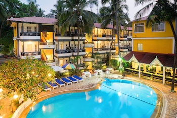 Picture of Treebo Santiago Beach Resort in Baga
