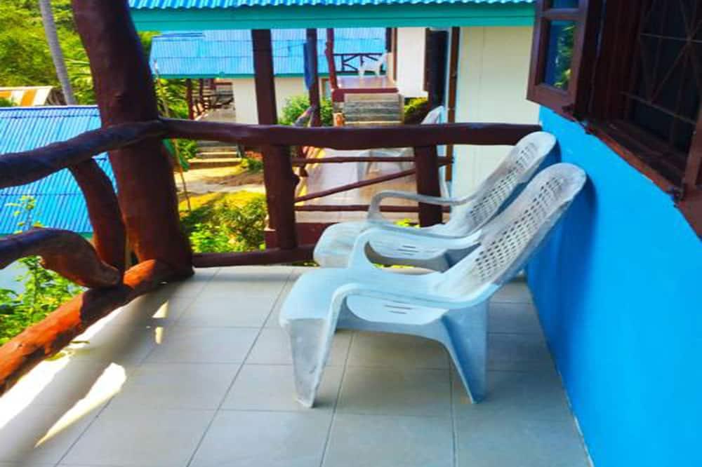 Single Room with Balcony - Single Use - Balkong