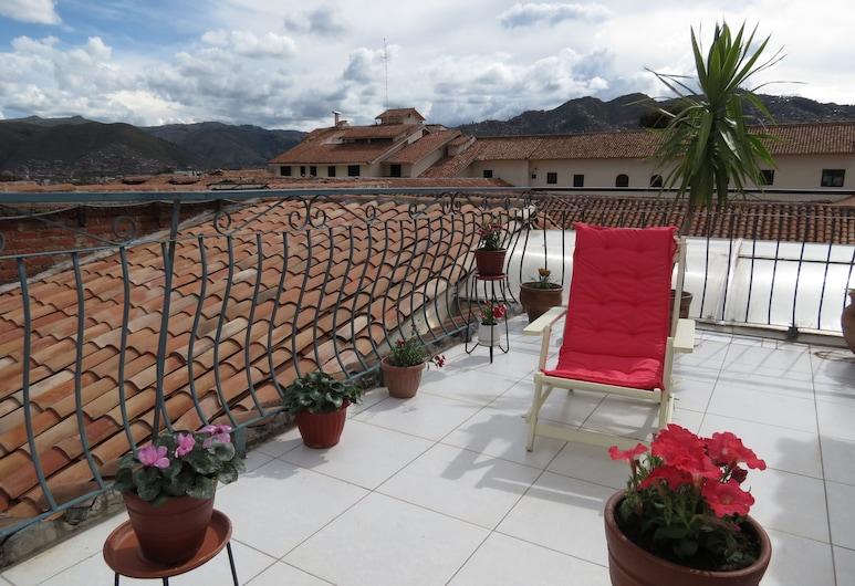 ANDEAN HOME, Cuzco, Terrasse/Patio