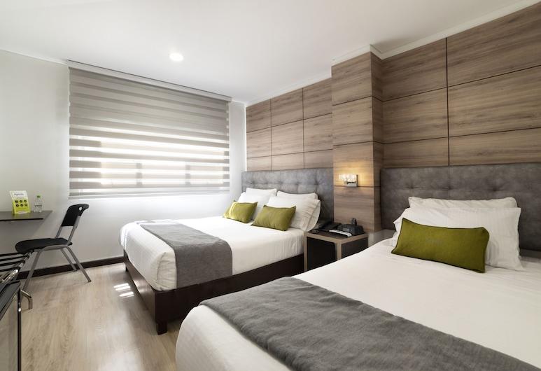 BOG URBAN HOTEL , Bogotá, Standard Twin Room, Guest Room