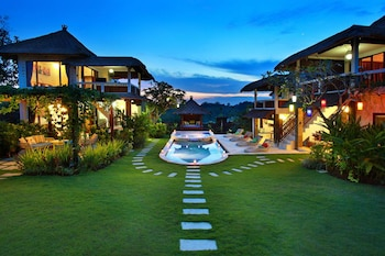 Bilde av Hill Dance Bali American Hotel i Jimbaran
