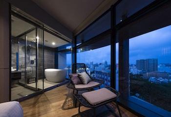 那覇市、JR 九州ホテル ブラッサム那覇の写真