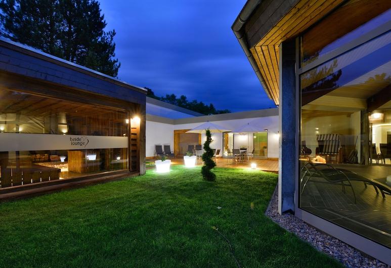 Landhotel Schnuck, Schneverdingen, Vườn