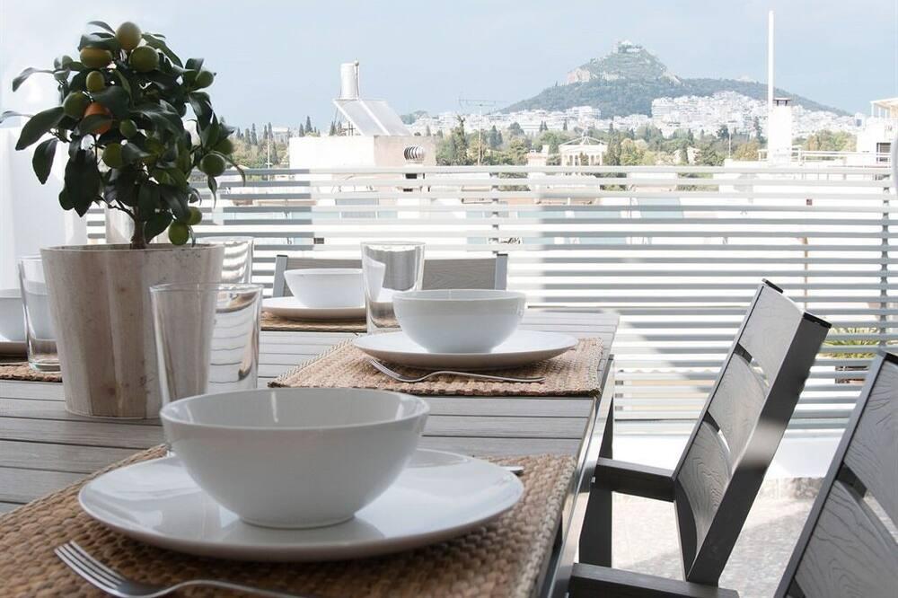 Premium-Apartment, eigenes Bad, Stadtblick (Rooftop Terrace ) - Profilbild