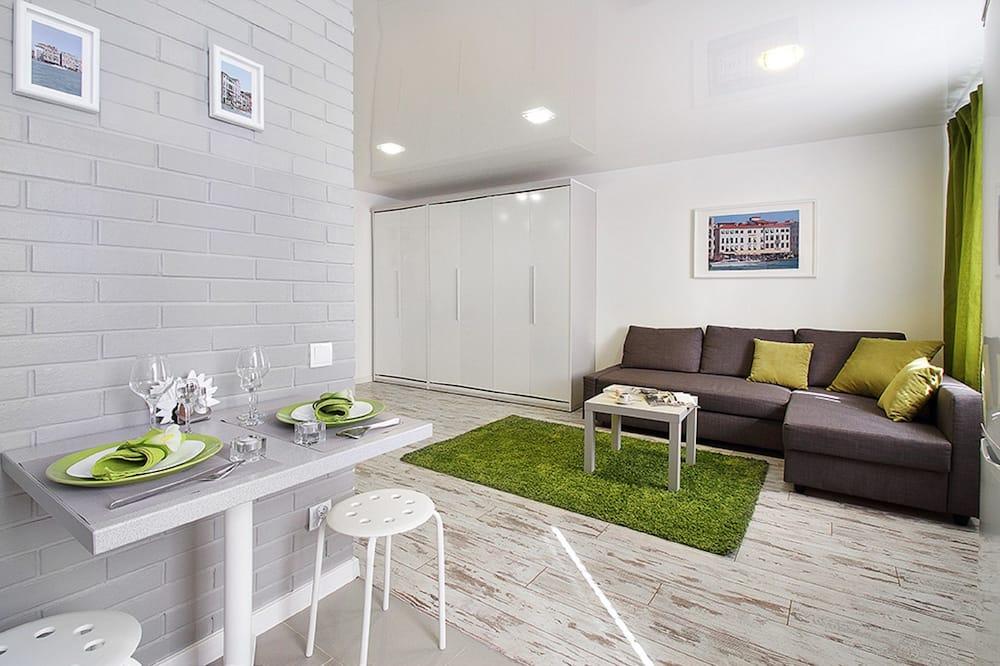 Dzīvokļnumurs (Masherova 11) - Dzīvojamā istaba