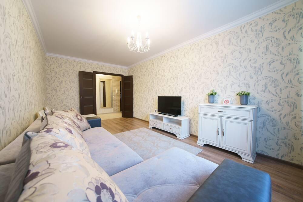 公寓 ( Karbysheva 101) - 客廳