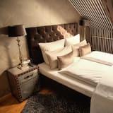 ห้องดีลักซ์สตูดิโอสวีท, เตียงควีนไซส์ 1 เตียง, วิวเมือง - ห้องพัก