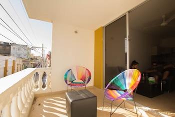 聖瑪爾塔公寓民宿青年旅舍的圖片