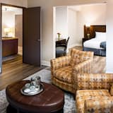 Suite, 1 Katil Raja (King), Accessible (Mobility & Hearing, Roll-in Shower) - Bilik Rehat