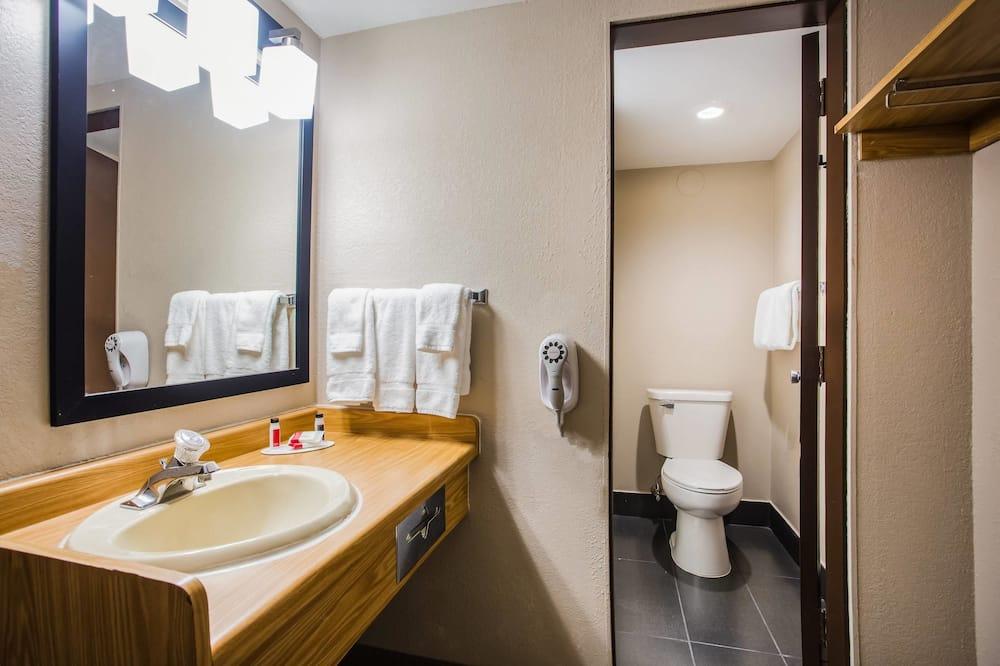Studiosuite, 1King-Bett, Nichtraucher - Badezimmer